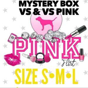 NEW VICTORIA SECRET & PINK MYSTERY BOX